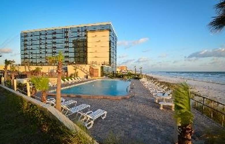 Daytona Beach Oceanside Inn - Hotel - 0