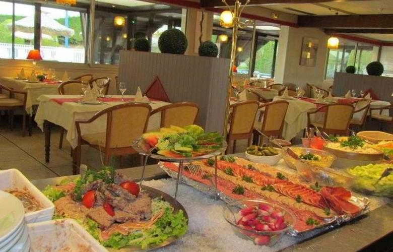 Inter-Hotel Aquilon Saint-Nazaire - Restaurant - 2