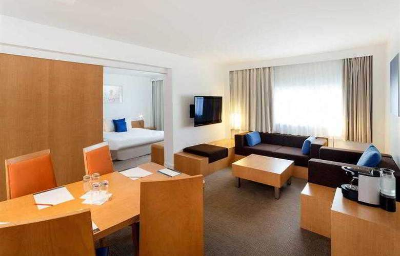 Novotel Nantes Centre Gare - Room - 6