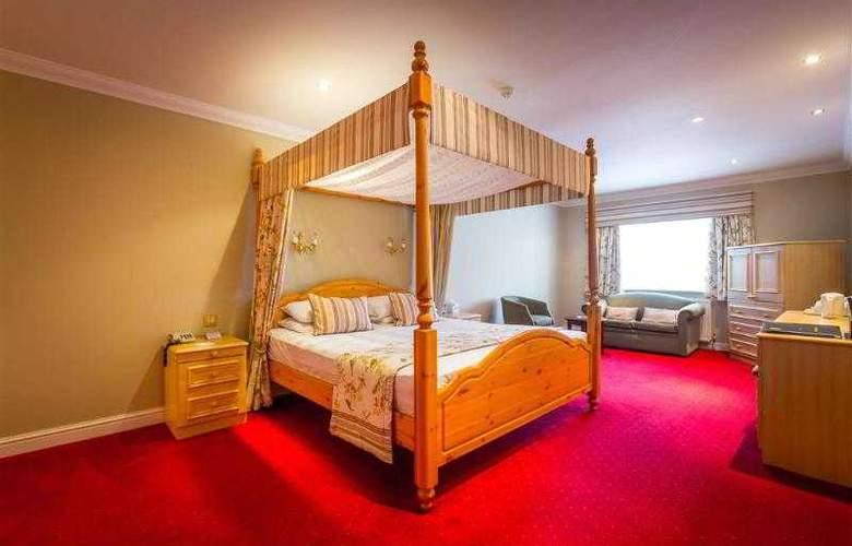 Best Western Consort Hotel - Hotel - 30