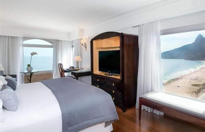 Sofitel Rio de Janeiro Ipanema - Room - 35