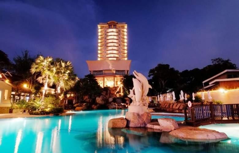 Long Beach Garden Hotel & Spa - Pool - 6