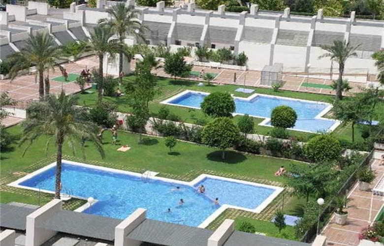 Apartamentos Gemelos XX Aloturin - Pool - 2