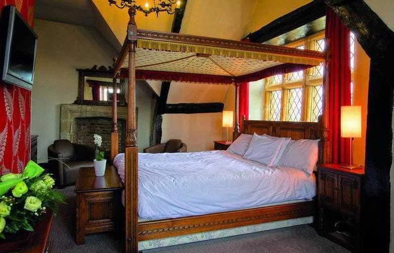 Best Western Salford Hall - Hotel - 14