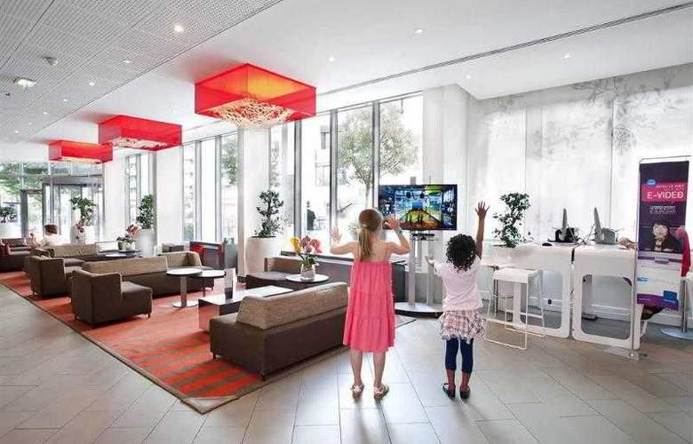 Novotel Paris Centre Gare Montparnasse - Hotel - 49