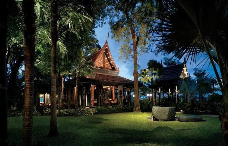 Shangri-La Bangkok - Hotel - 1