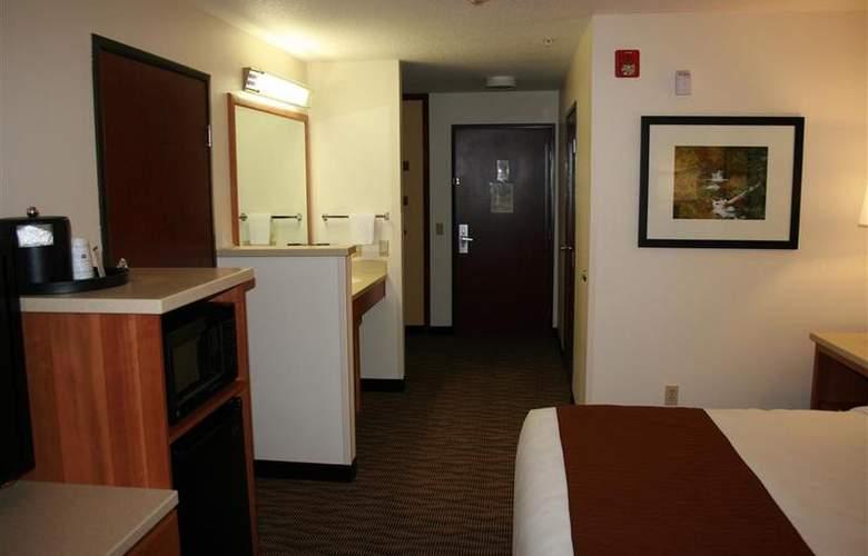 Best Western Plus Park Place Inn - Room - 116