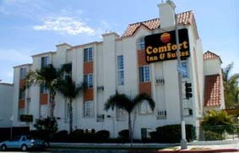 Comfort Inn & Suites Near Home Depot Center - Hotel - 0