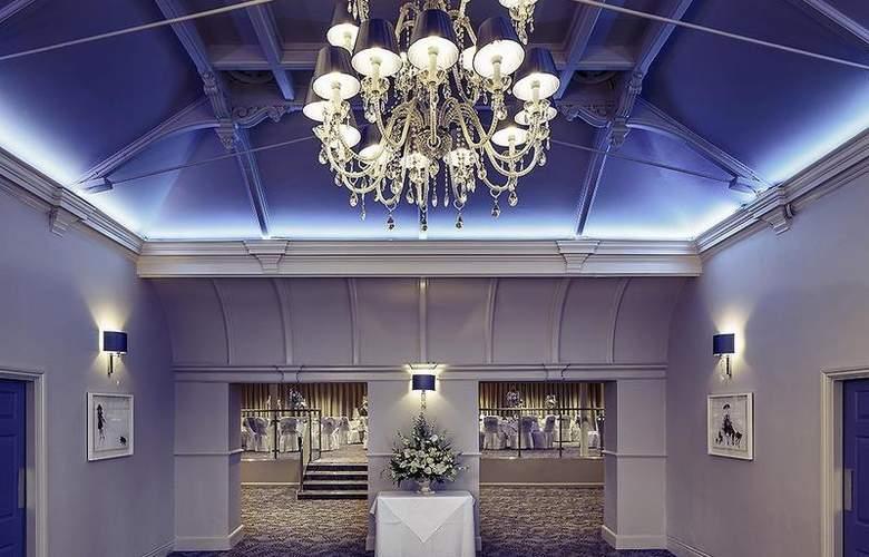 MERCURE GLOUCESTER BOWDEN HALL - Hotel - 32