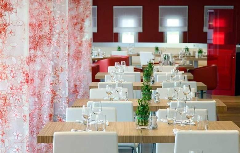 Novotel Brussels Airport - Restaurant - 11