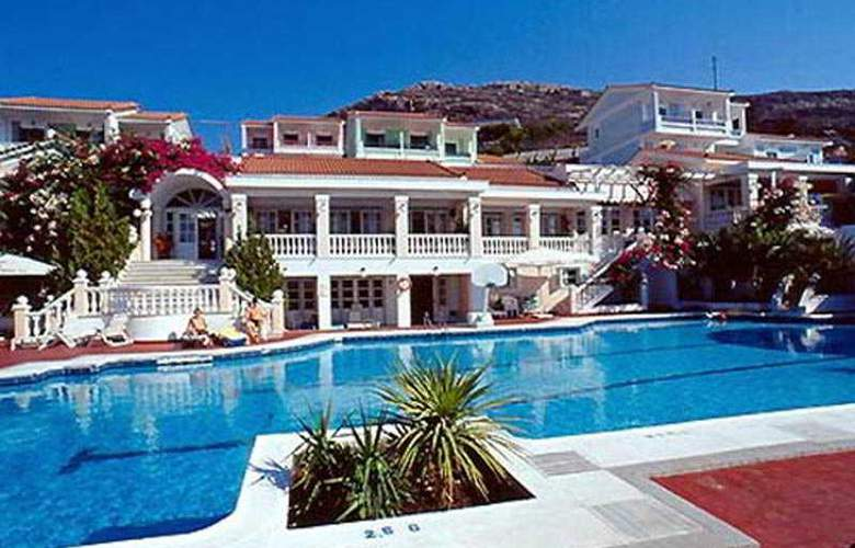 Samos Sun - Pool - 5