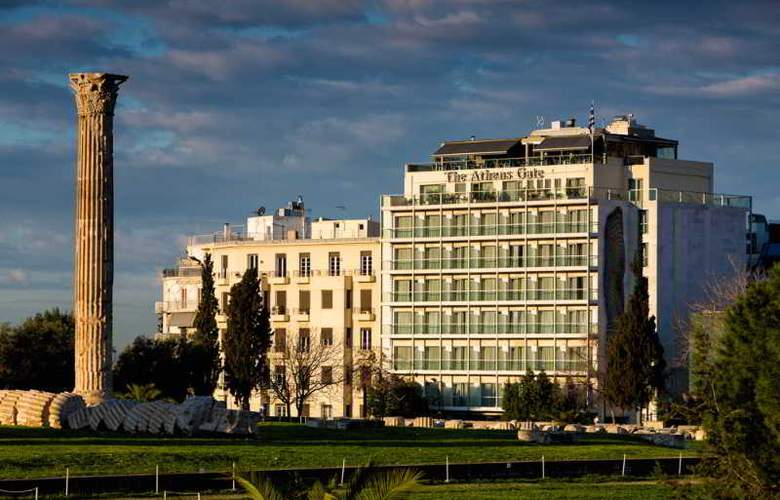 Athens Gate - Hotel - 10