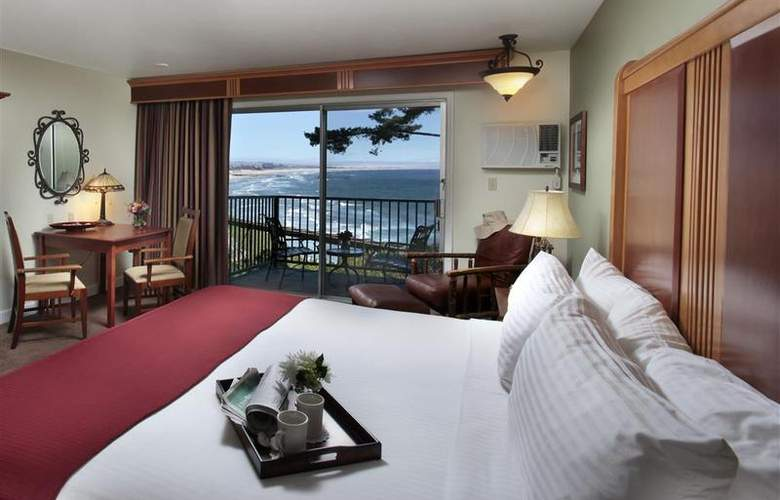 Shore Cliff Inn - Room - 81