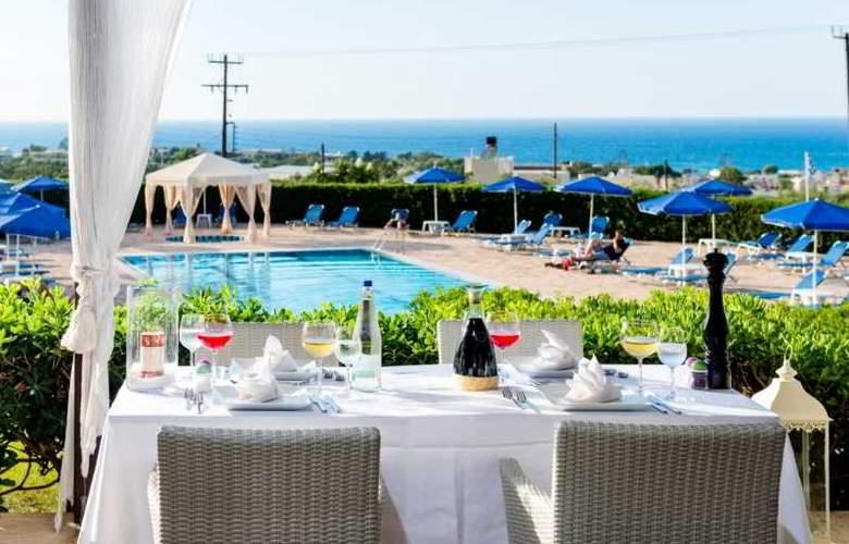 Matheo Hotel - Restaurant - 23