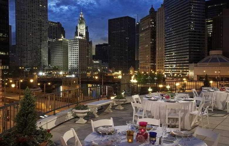 Renaissance Chicago Downtown - Terrace - 2