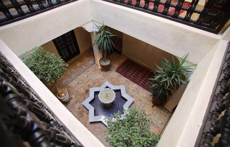 Riad La Croix Berbere De Luxe - Hotel - 5