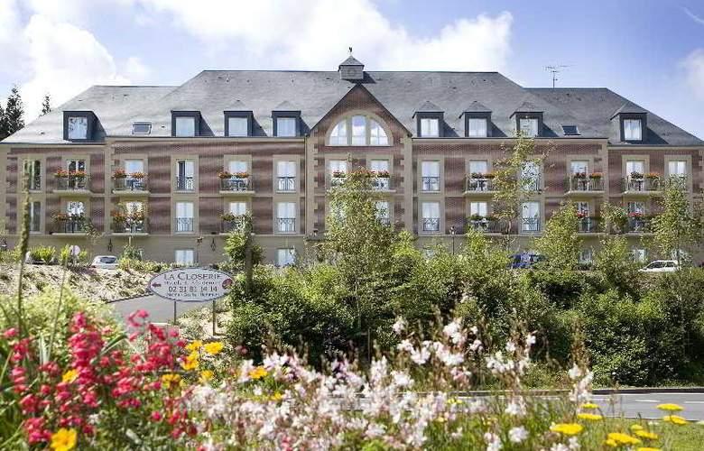 La Closerie de Honfleur - Hotel - 0
