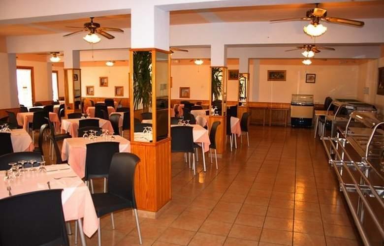 Bungalows Es Pins - Restaurant - 3