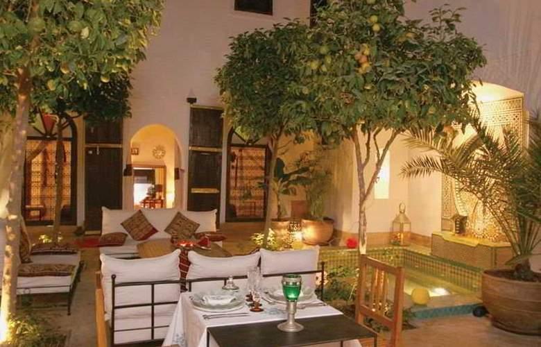 Riad Karmela - Restaurant - 9