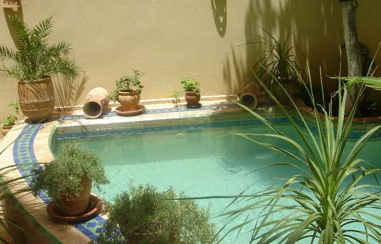 Riad La Cle De Fes - Pool - 8