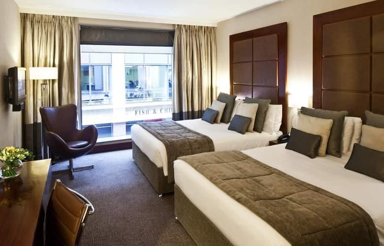 Leonardo Royal Hotel London St Paul's - Room - 0