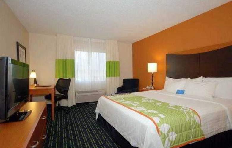 Fairfield Inn & Suites Canton - Hotel - 7