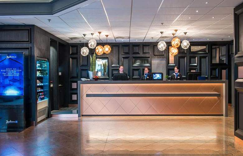Radisson Blu Hotel Bremen - General - 8
