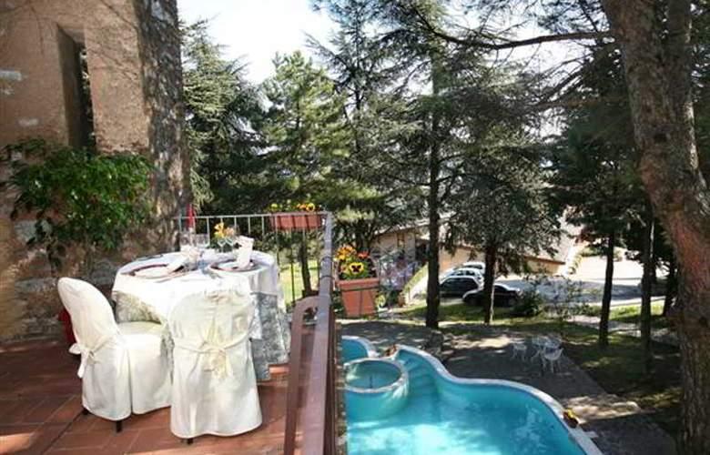 Bluebay Colle Della Trinità Perugia - Terrace - 16