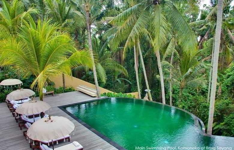 Komaneka At Rasa Sayang Ubud - Pool - 11