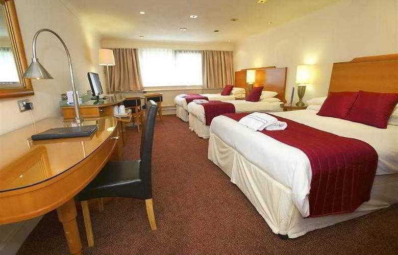 Best Western Forest Hills Hotel - Hotel - 168