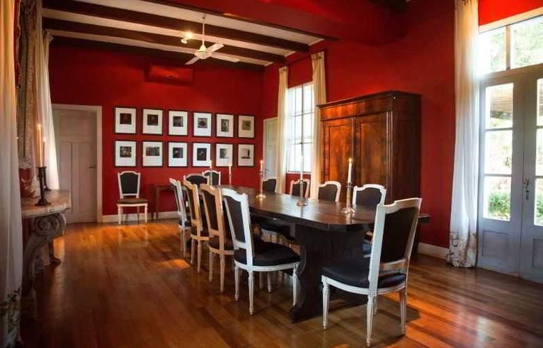 Don Puerto Bemberg Lodge - Restaurant - 53