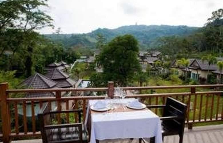 Vimonsiri Hill Resort & Spa - Restaurant - 6