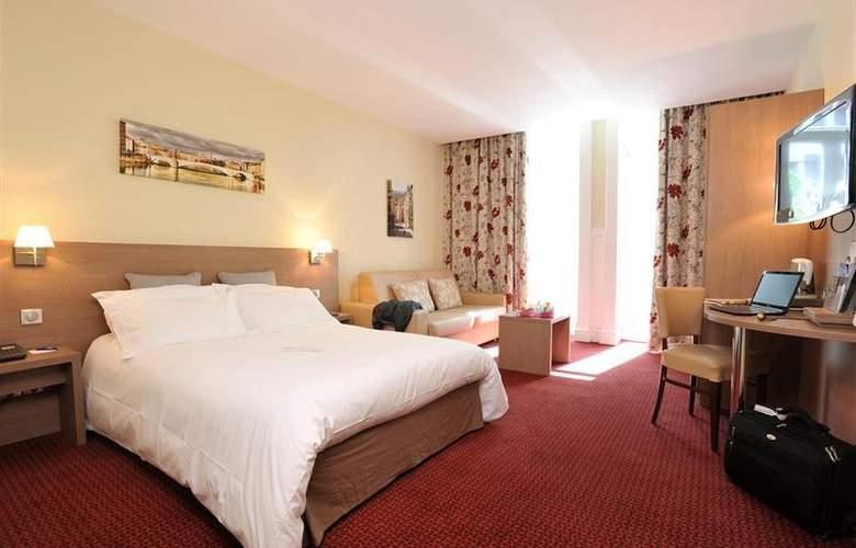 Best Western Hotel De Verdun - Room - 22