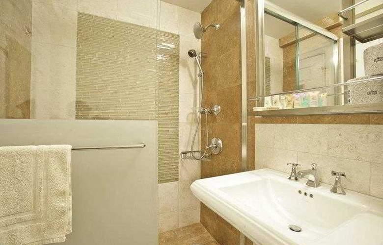 Best Western Plus Hospitality House - Apartments - Hotel - 22