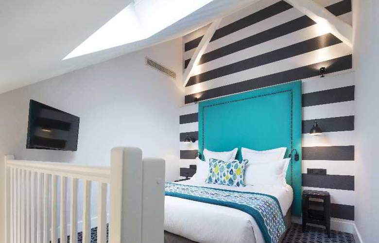 Fabric Hotel - Room - 8