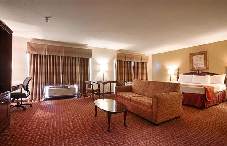 Quality Inn & Suites Carthage - Room - 30