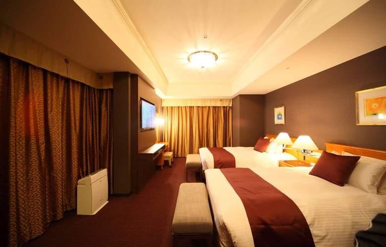 Hotel Metropolitan Nagano - Room - 9