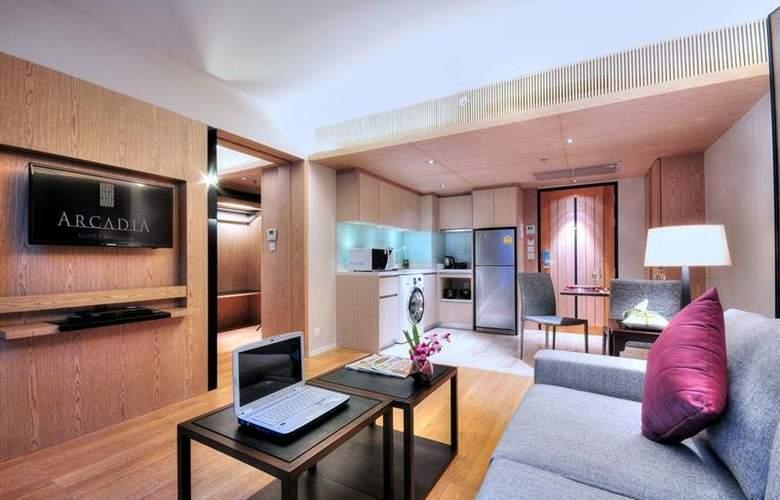 Arcadia Suites Bangkok - Hotel - 10