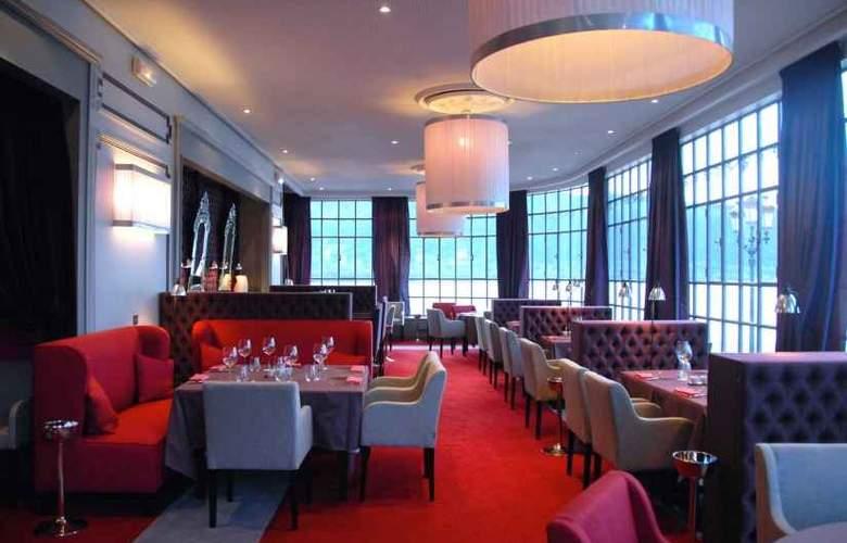 Le Palace De Menthon - Restaurant - 27