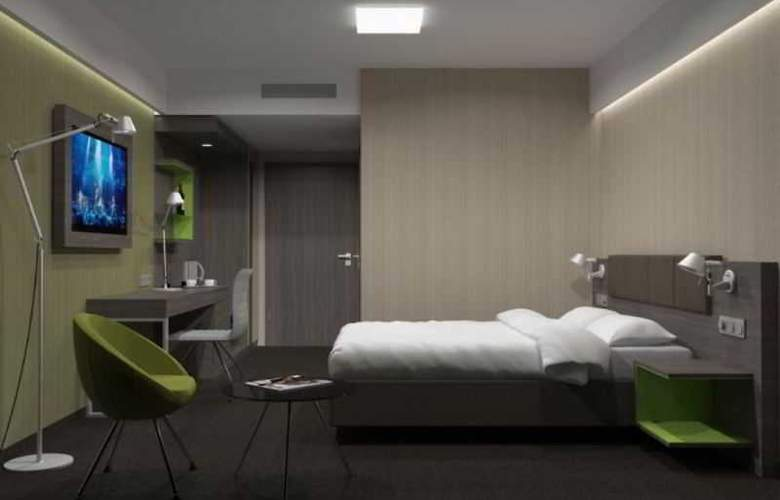 Q Hotel Plus Krakow - Room - 6