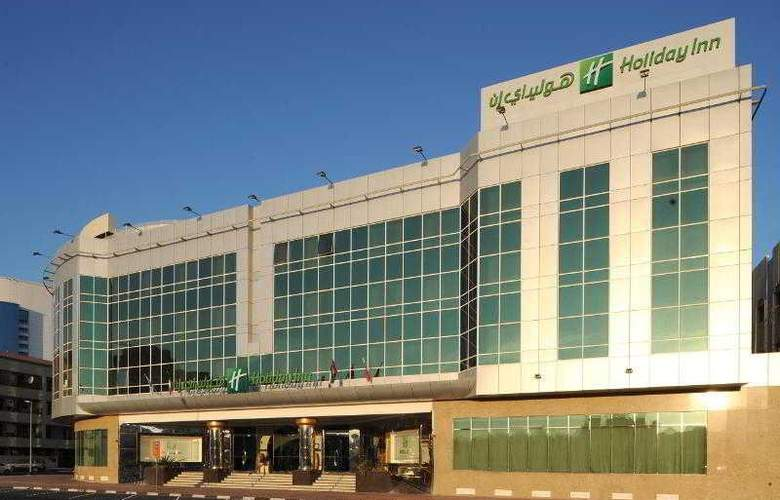 Holiday Inn Bur Dubai - Embassy District - Hotel - 9