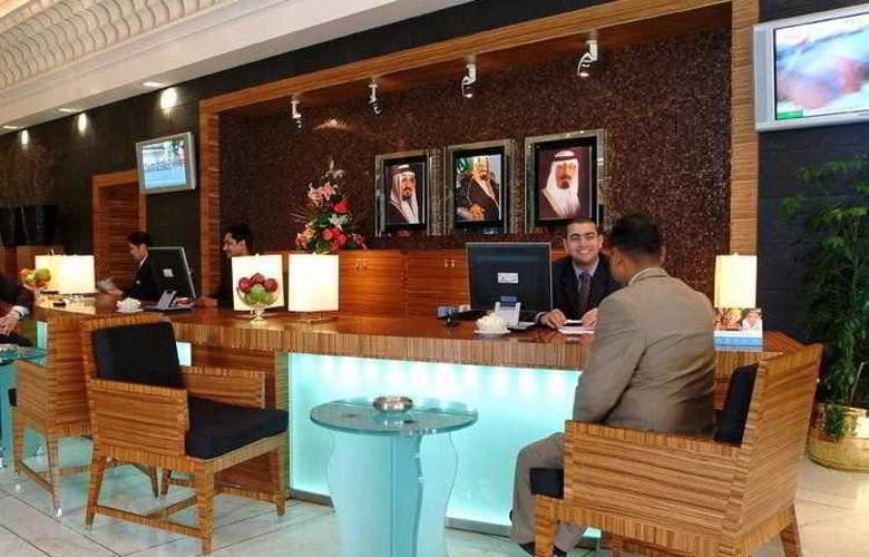 Sheraton Dammam Hotel & Towers - Hotel - 20