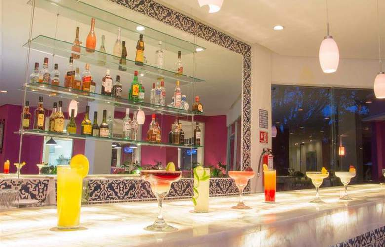 Best Western Real de Puebla - Bar - 51