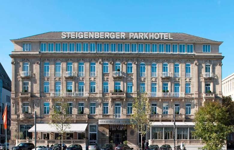 Steigenberger Parkhotel Duesseldorf - Hotel - 0