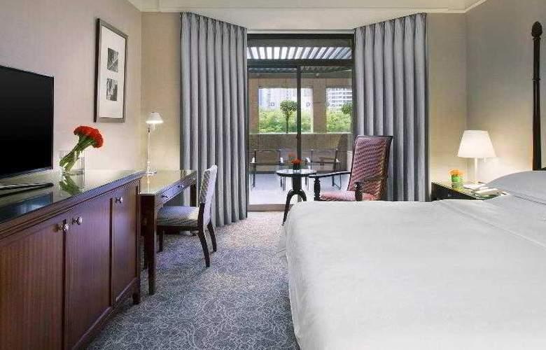 Sheraton Towers Singapore - Room - 47