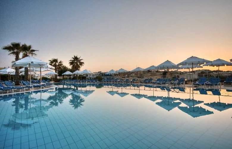 Intercontinental Malta - Pool - 17