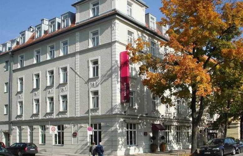 Mercure Hotel Muenchen am Olympiapark - Hotel - 21