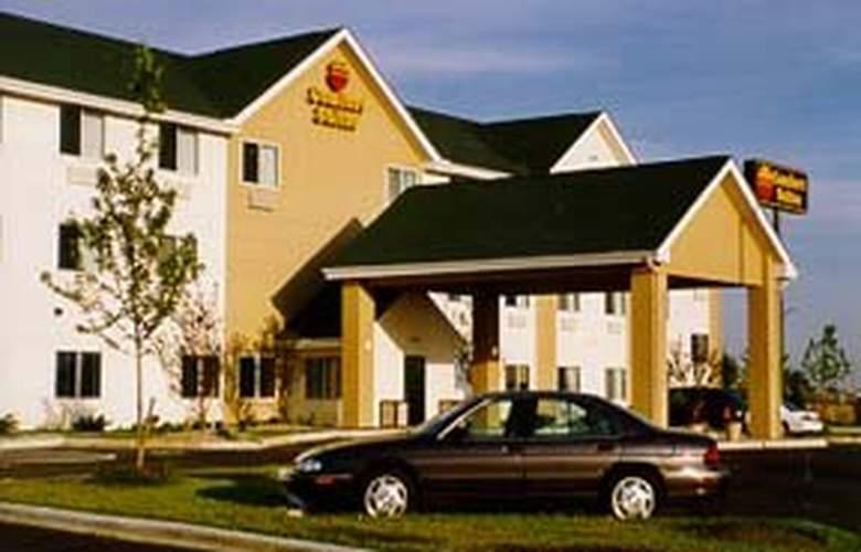 Comfort Suites Keim Circle - Hotel - 0