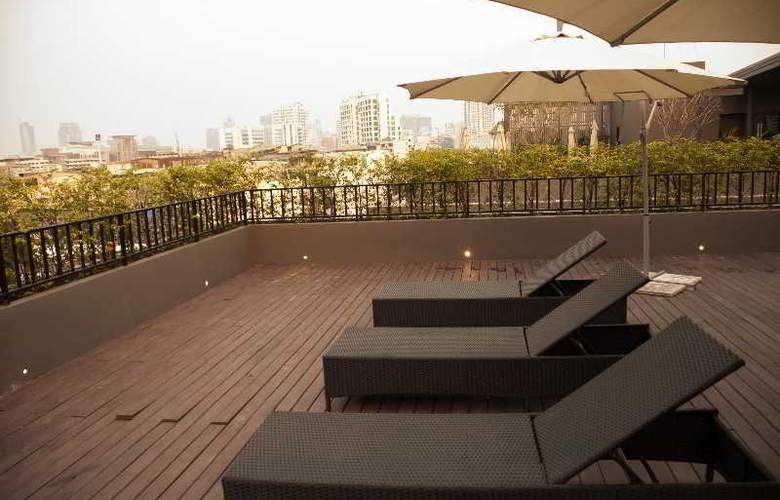 Isanook Residence - Terrace - 5