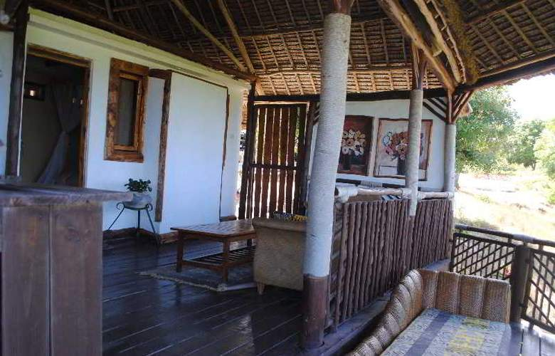 Changani Beach Cottages - Terrace - 9